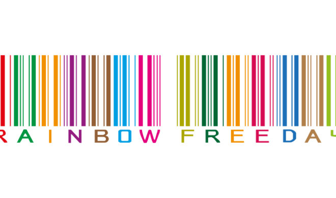Logo Rainbow Feree Day