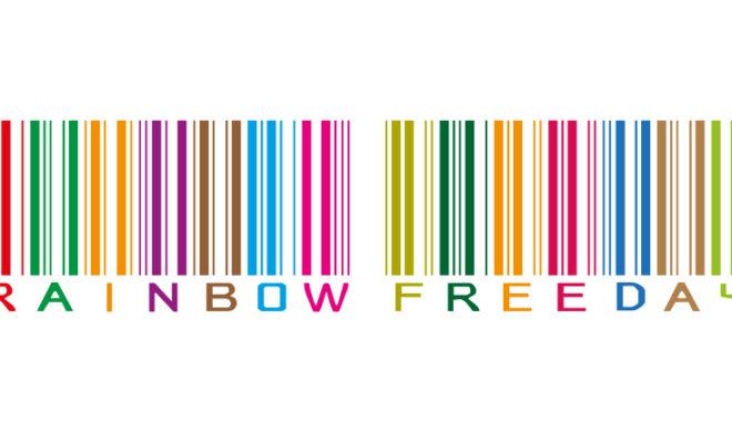 Logo Rainbow Feree Day