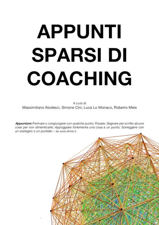 Appunti sparsi di coaching - copertina